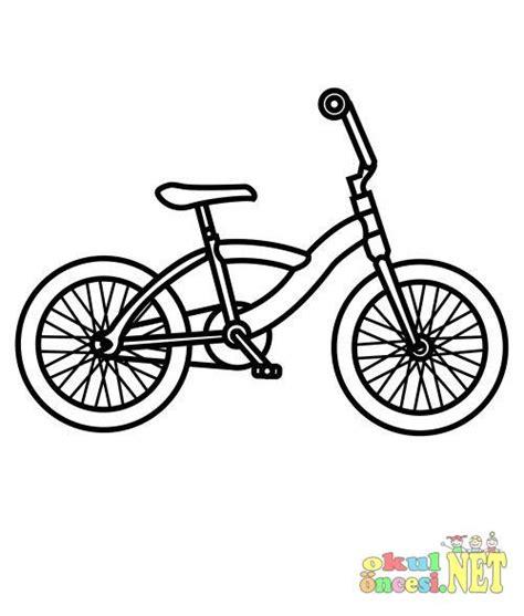 bisiklet boyama okul oencesi okul oencesi etkinlikleri