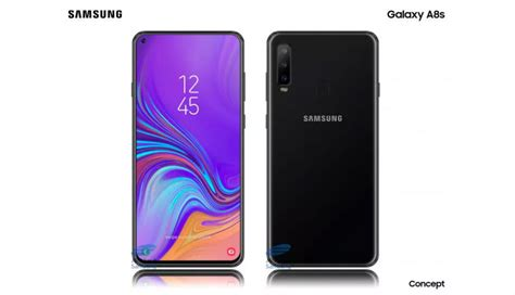 samsung galaxy   infinity  display spotted