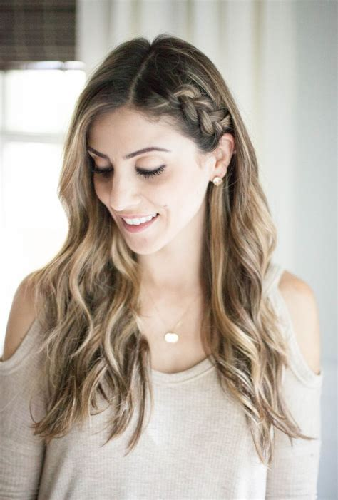 Hairstyles With Braids On The Side by 7 Best Side Braid Hair Style Ideas Womenitems