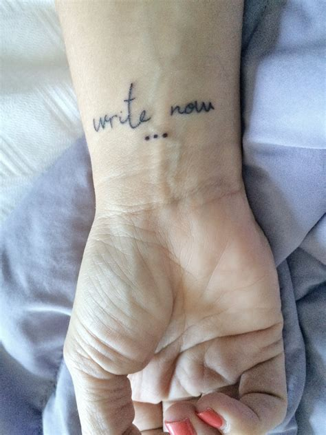 ellipsis tattoo stumbling back to myself i don t but if i did