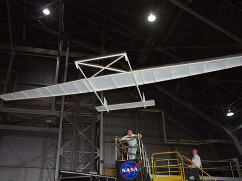 nasa record breaking paper airplane