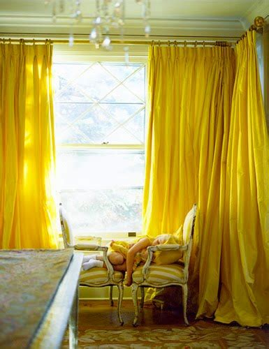 canary yellow curtains fifi cheek canary yellow goodness