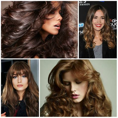 hot color for 2017 hottest brown hair colors for 2016 2017 page 6 best