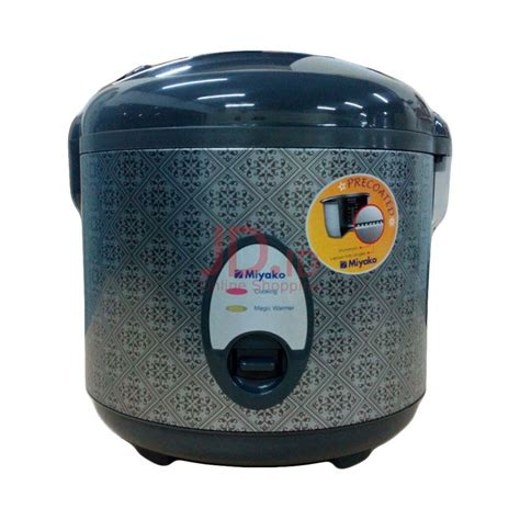 Rice Cooker Miyako Mcm 508 Basic3 2 jual miyako magic warmer plus mcm 508 sbc best combo