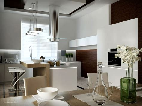 contemporary kitchen unexpected twists for modern kitchens