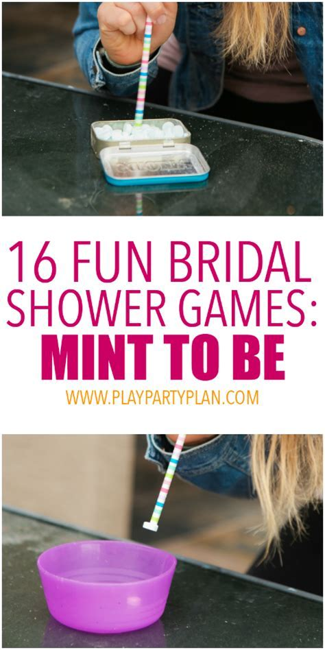 16 of the best bridal shower games ever, these look like