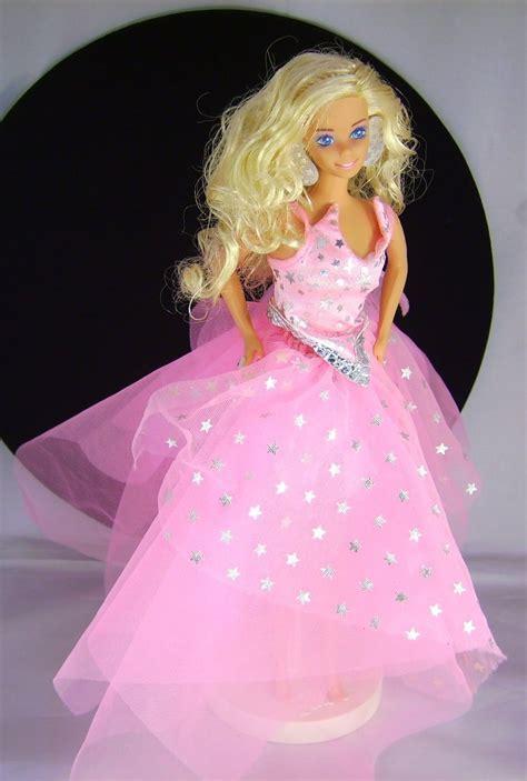 396 best images about barbie vintage on pinterest vintage 1988 super star barbie doll 1604 original outfit