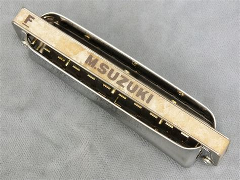 Manji Suzuki Suzuki Manji マンジ Low Key 10ホールズ ブルースハープ 谷口楽器