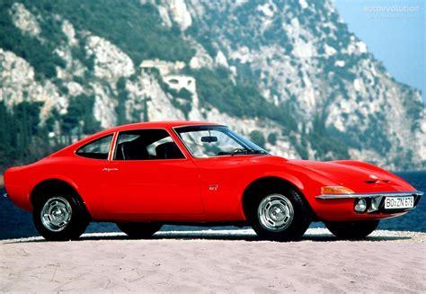 1968 Opel Gt by Opel Gt Specs 1968 1969 1970 1971 1972 1973