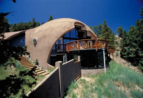 garlock residence  dream dome monolithic dome