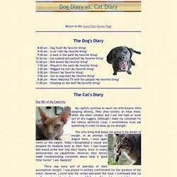cat vs diary pages humor pearltrees