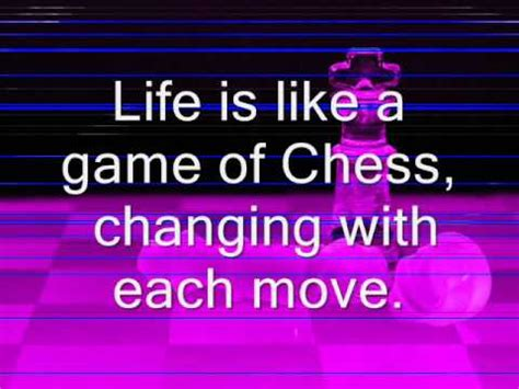 chess quotes youtube