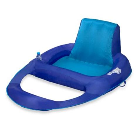 float recliner by swimways moved