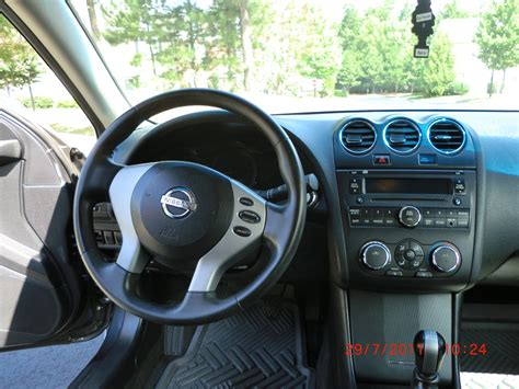 2008 Nissan Altima 2 5 S Interior by 2008 Nissan Altima Interior Pictures Cargurus