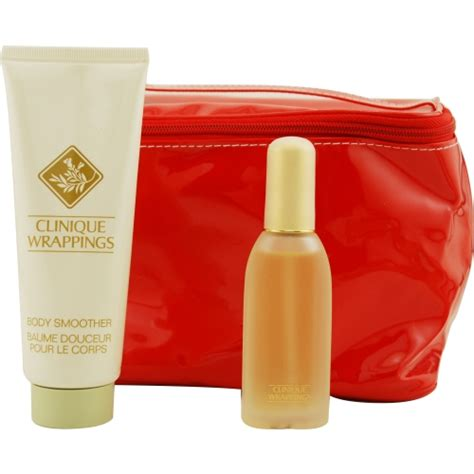 clinique wrappings gift set clinique wrappings by clinique gift set for