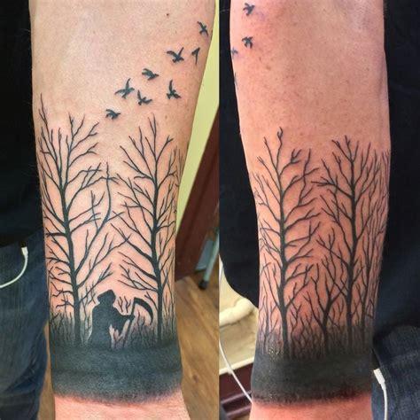 dead tree tattoo pin by jon reed on all saints