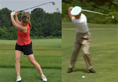 swing left to swing right enlightening golf golf instruction and beyond the stack