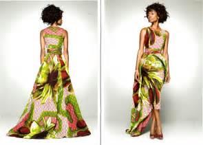 Le pagne traditionnel de retour dans la mode vestimentaire des jeunes