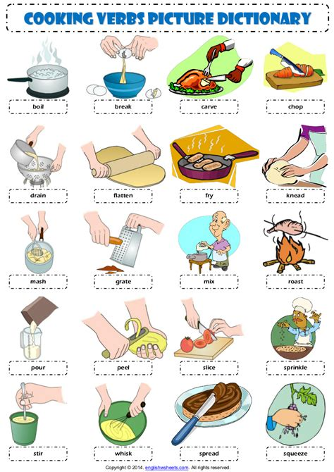 Cooking Vocabulary Worksheet by Dude S Grill And Bbq For Refugees Recipe Dictation And Cooking Together