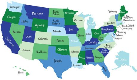 U.S. states with the most and fewest pet owners   Dogtime
