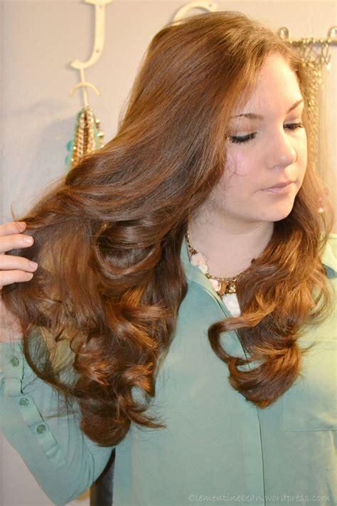 hairstyles using curls no heat overnight curls using three tube socks overnight