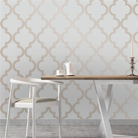 tempaper removable wallpaper tempaper bronze grey marrakesh wallpaper ma083 the home