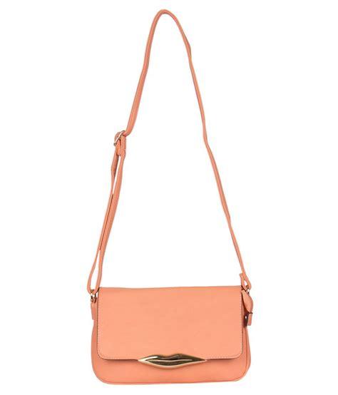 Slingbag Button fashion koni peachpuff magnit button sling bag buy fashion koni peachpuff magnit button sling