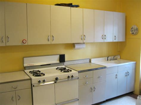 Steel Kitchen Cabinets by Retro Metal Kitchen Cabinet Durability Steel