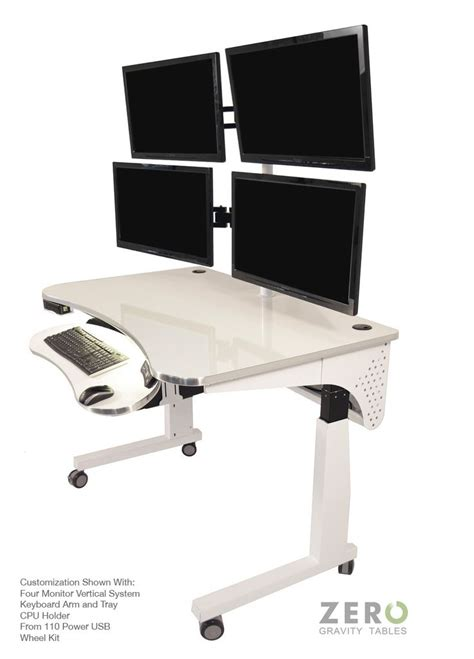 1000 Images About Work Office Solutions On Pinterest Stand Up Desk Solutions