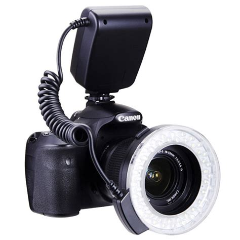 Led Flash Kamera digital kamera macro led ring flash light