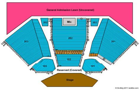 alpine valley  theatre seating chart