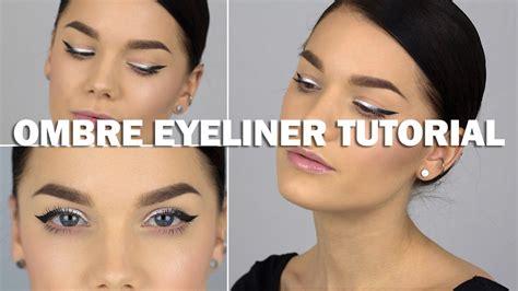 eyeliner tutorial linda hallberg ombre eyeliner tutorial with subs linda hallberg