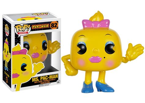 Pop Nosh Baby Blues by Pop Pac Ms Pac Funko