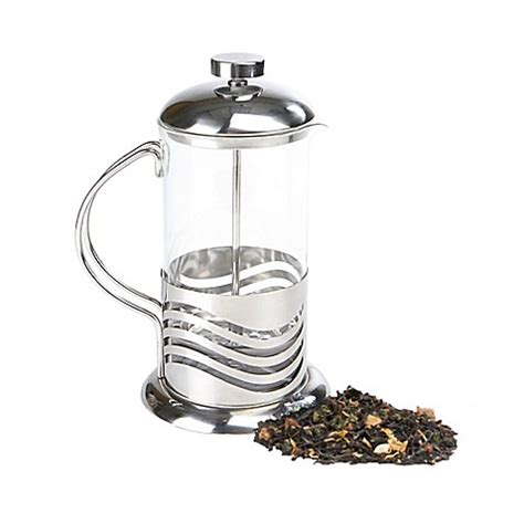 bed bath and beyond french press mind reader 20 oz french press in black bed bath beyond