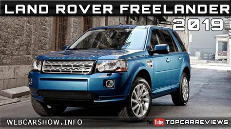 2019 Land Rover Freelander 3 by 2019 Land Rover Freelander Review Rendered Price Specs