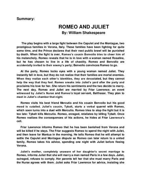 Romeo And Juliet Essay Conclusion by Romeo And Juliet Conclusion How Do I Finish My Conclusion For An Essay On Romeo And Juliet