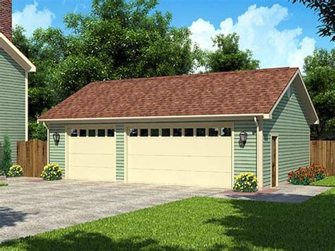 Just Garage Plans by Plan 12 038 Just Garage Plans