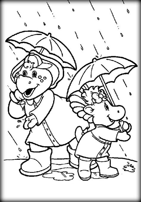 barney coloring pages games barney coloring pages for kindergarten color zini