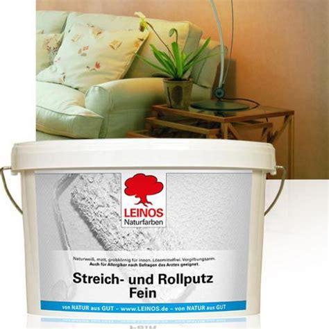 Lehm Streich Und Rollputz 3643 by Wandgestaltung Streichputze Leinos Naturfarben 214 Le Und