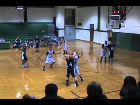 roncalli middle school basketball vs skyview middle school