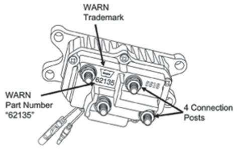warn winch 2500 diagram warn free engine image for user