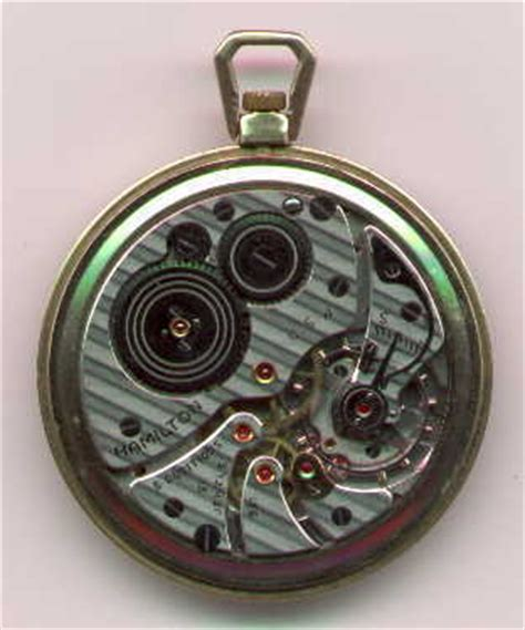 hamilton pocket watches