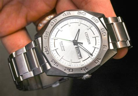 Citizen Eco Drive Super Titanium AW0060 Watch Review   aBlogtoWatch