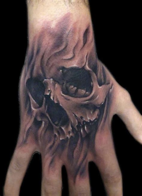 119 badass crazy skull tattoos and designs in skull tattoo