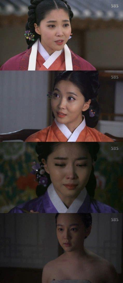 Pop episode 7 captures for the korean drama saimdang light s diary