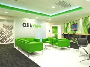 Officedesigns contemporary office design qliktech england