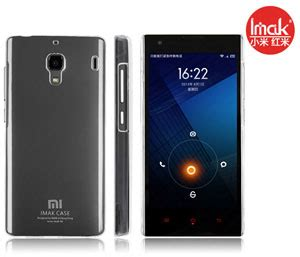 Ultra Thin Bungkus by Imak 1 Ultra Thin For Xiaomi Redmi 1s