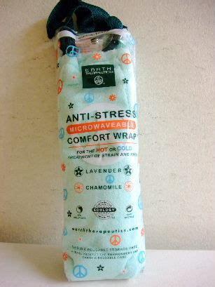 earth therapeutics anti stress comfort wrap かつて トラベラー 世界半周 iherbで海外通販その8 後編