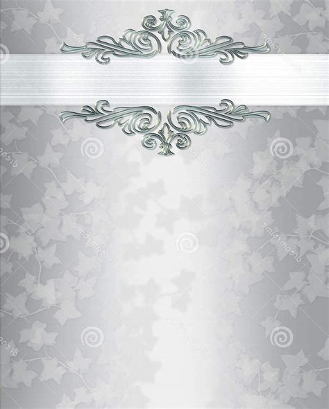 Wedding Card Template by Blank Wedding Invitations Blank Wedding Invitations For