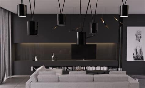 matte black walls 4 gorgeous homes with matte black walls